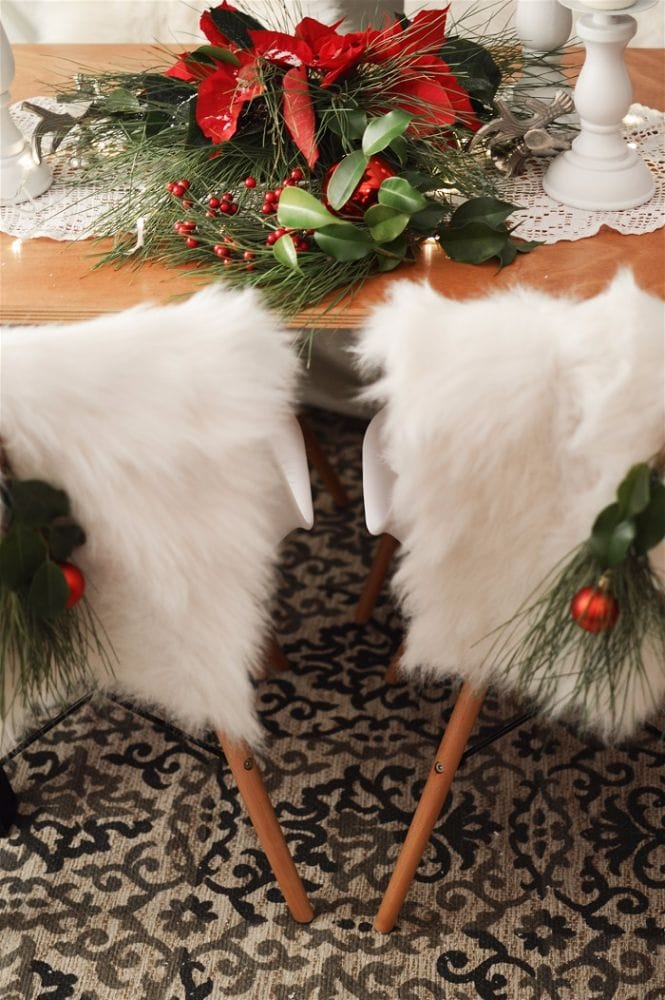 Christmas Themed Inspirational Wedding Shoot by Weddings by Sanya - Wedding Planner Greece