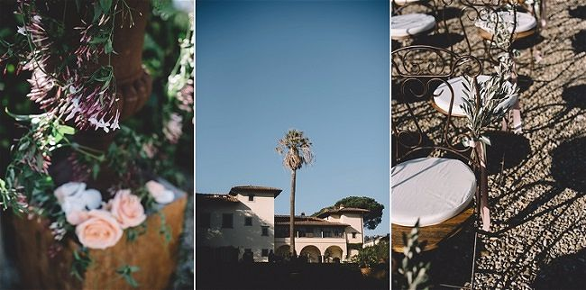 Cannelle & Yvonnick's Destination Wedding in Florence // Wed in Italy // Lelia Scarfiotti // Elysium Productions