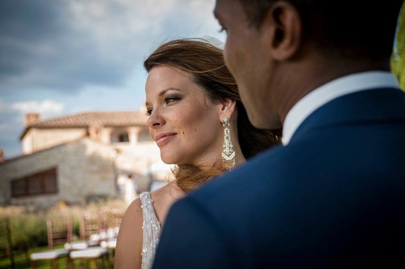 FInd a Destination Wedding Photographer // Chiara & Damian's Destination Wedding In Chianti - by WedinItaly Luxury Wedding Planners // Castello di Meleto // Carlo Carletti Photography