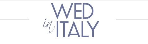 WedinItaly Luxury Wedding Planner Italy - member of the Destination Wedding Directory by Weddings Abroad Guide